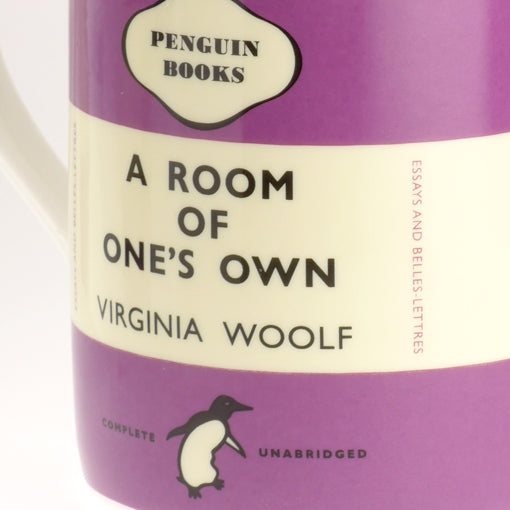 Virginia Woolf - A Room of One's Own Penguin Mug