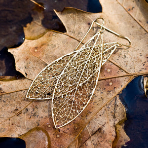 Reticulate Earrings
