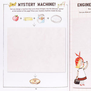 Rosie Revere's Big Project Book
