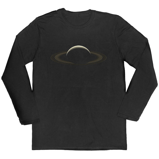 Saturn Farewell Long-sleeved Unisex T-shirt