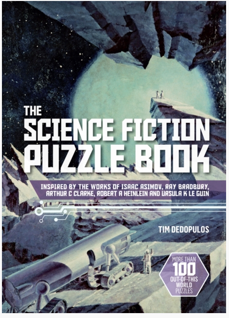 The Science Fiction Puzzle Book