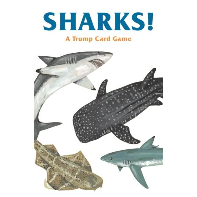 Sharks Trump Cards