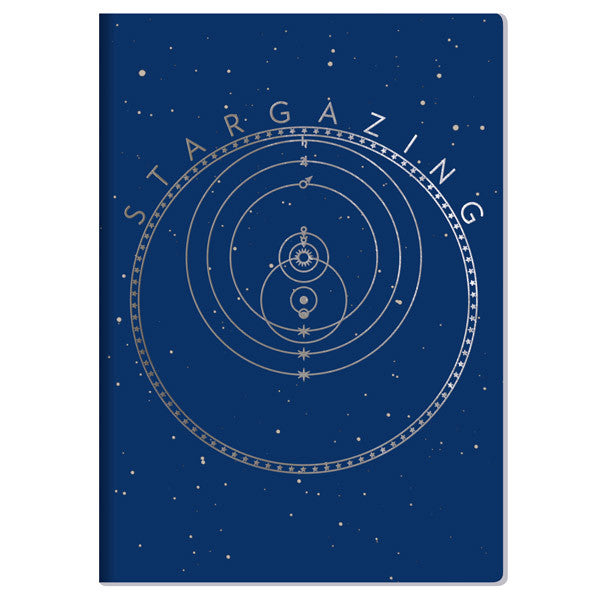 Stargazing Pocket Notebook