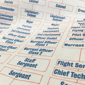 The Rank Explainer Tea Towel
