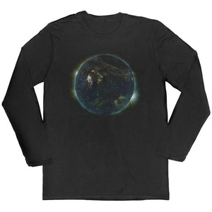 Ultraviolet Sun Long-sleeved Unisex T-shirt