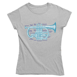 Underground Music Women's T-shirt
