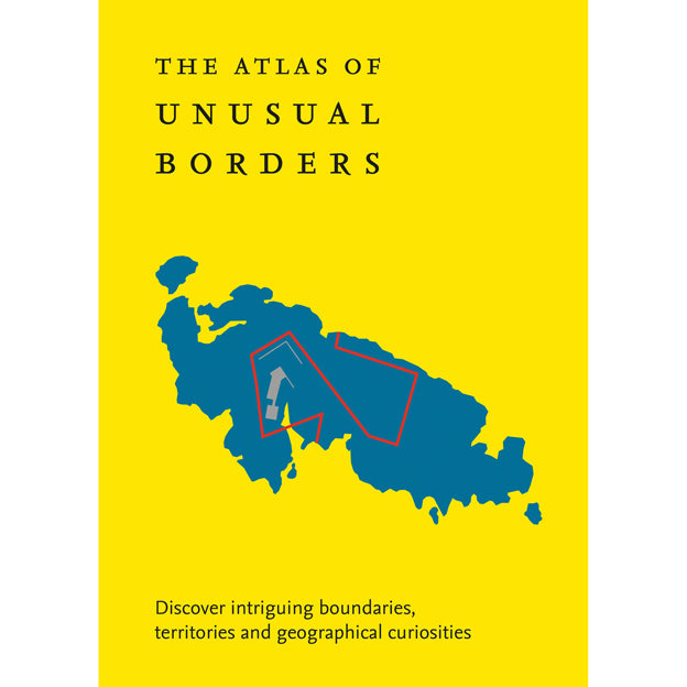 Atlas Of Unusual Borders
