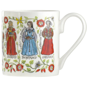 Wives of Henry VIII Mug