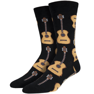 Acoustic Guitar Socks