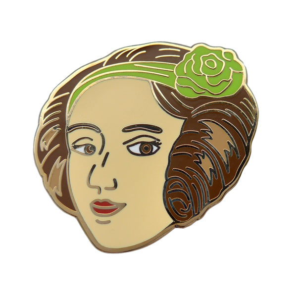 Ada Lovelace Enamel Pin