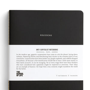 School of Thought Notebooks - Anti-Capitalists