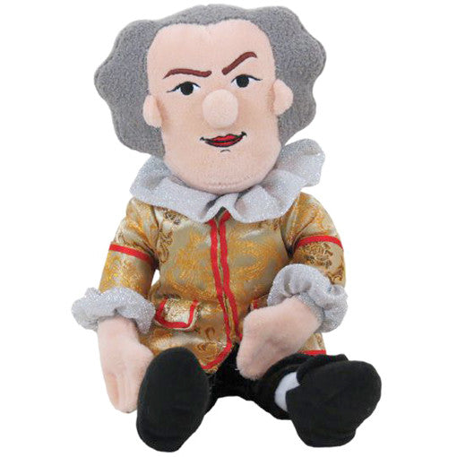 Johann Sebastian Bach Musical Soft Toy