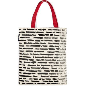 Banned Books Bag