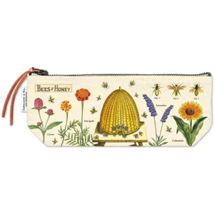 Bees and Honey Pencil Case