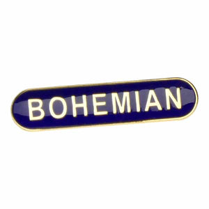 Bohemian  - Badge of Honour