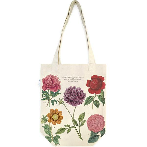 Botany Flowers Tote