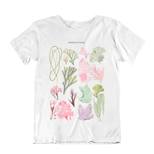 British Seaweeds Children's T-Shirt