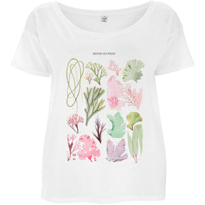 British Seaweeds Women's T-shirt - Loose-fit