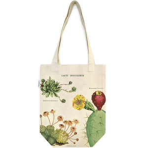 Cacti And Succulents Tote