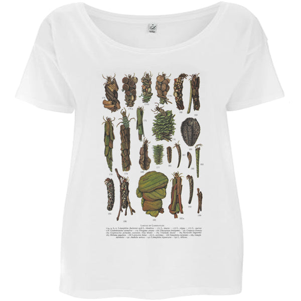 Caddis Fly Larvae Women's T-shirt - Loose-fit