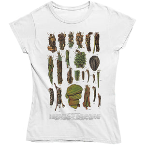 Caddis Fly Larvae Women's T-shirt - Fitted