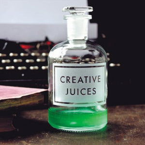 Creative Juices Card
