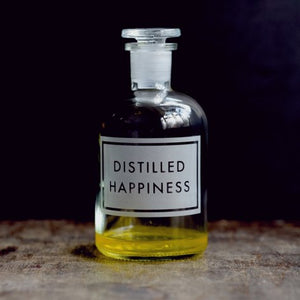 Distilled Happiness Card