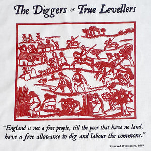 The Diggers or True Levellers Unisex T-Shirt