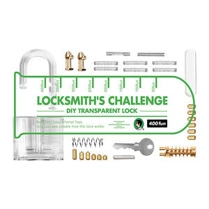 DIY Transparent Lock