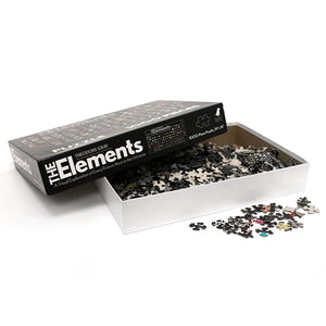 The Elements 1000 Piece Jigsaw Puzzle