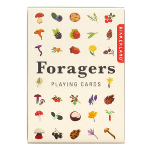 Foragers' Playing Cards