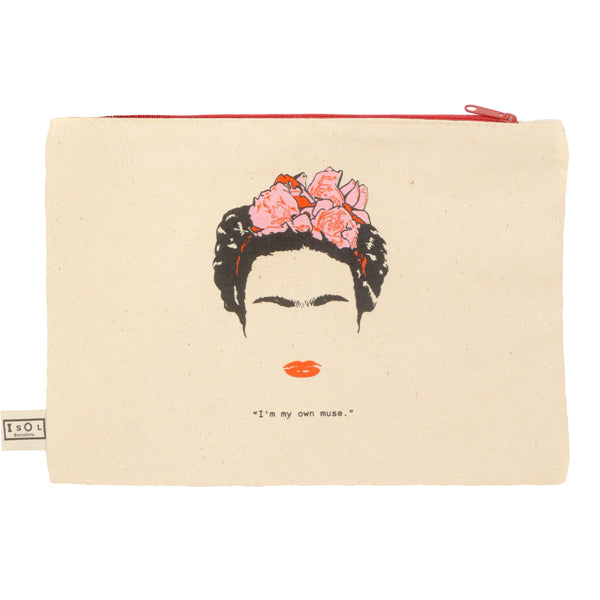 Kahlo Pouch