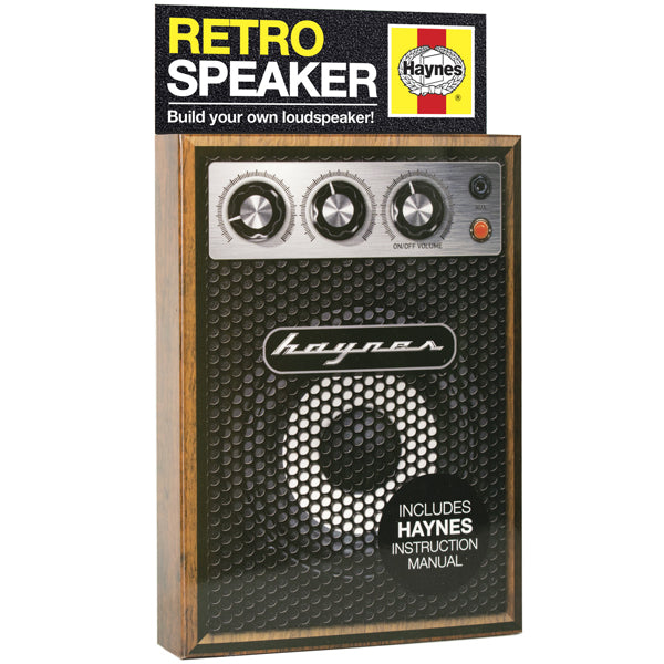 Haynes Retro Speaker Kit
