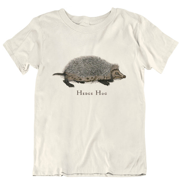 Hedgehog Children's T-Shirt