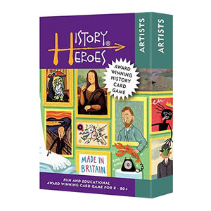 History Heroes - Artists