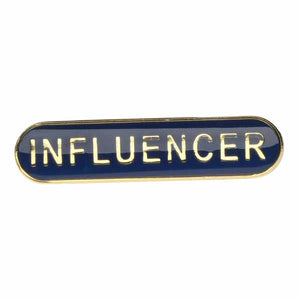 Influencer  - Badge of Honour