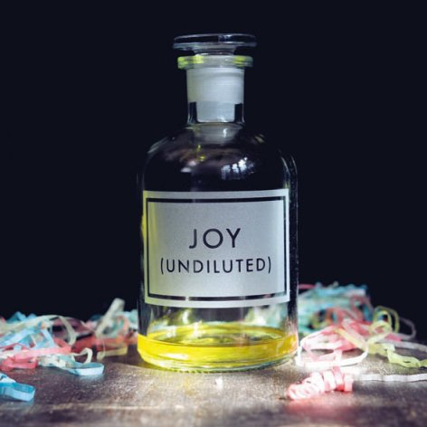 Joy (Undiluted) Card