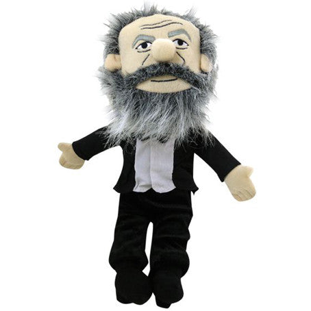 Karl Marx Soft Toy
