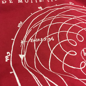 Kepler's Motions of Mars Unisex T-shirt