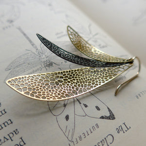 Lacewing Earrings