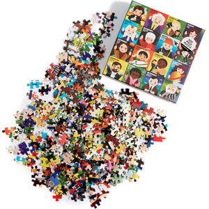 Little Scientist 500 Piece Family Jigsaw Puzzle
