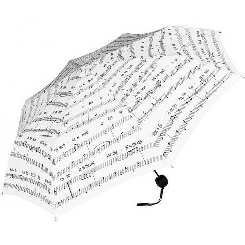 Singin' in the Rain Music Score Umbrella