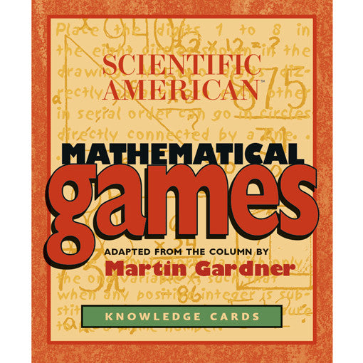 Mathematical Games