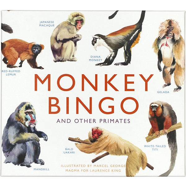 Monkey Bingo (And Other Primates)