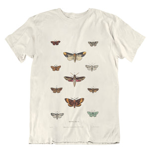 Moths Unisex T-Shirt