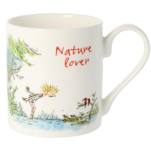 Quentin Blake Nature Lover Mug