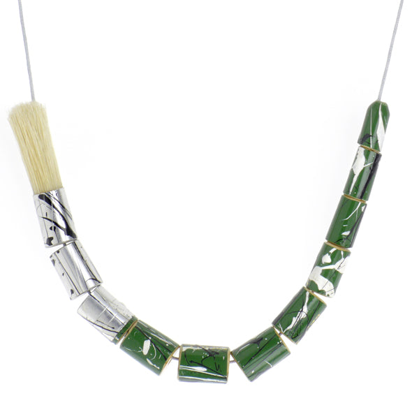 Paint Brush Pendant