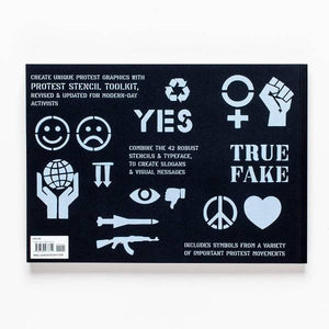 Protest Stencil Toolkit: Revised Edition