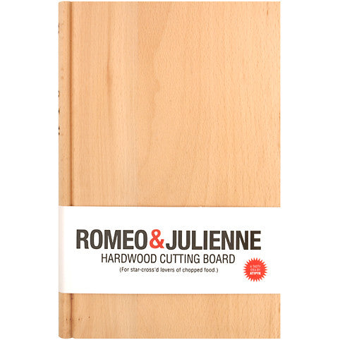 Romeo & Julienne Chopping Board
