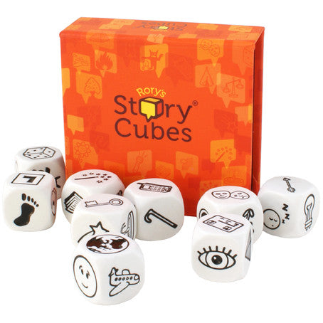 Rory's Story Cubes - Present Indicative